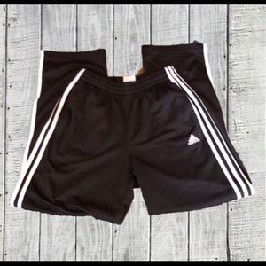 Adidas Athletic/Track Pants Teen Boys L